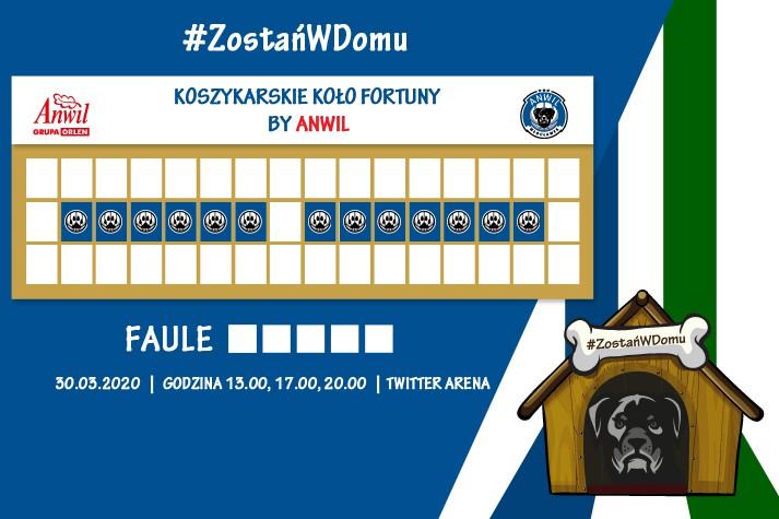 Koszykarskie Koło Fortuny by ANWIL