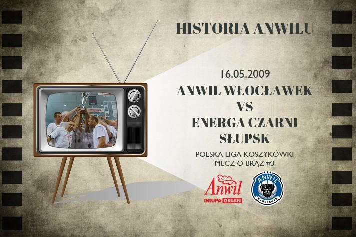 Historia Anwilu #07   Anwil Włocławek - Energa Czarni Słupsk 100:76