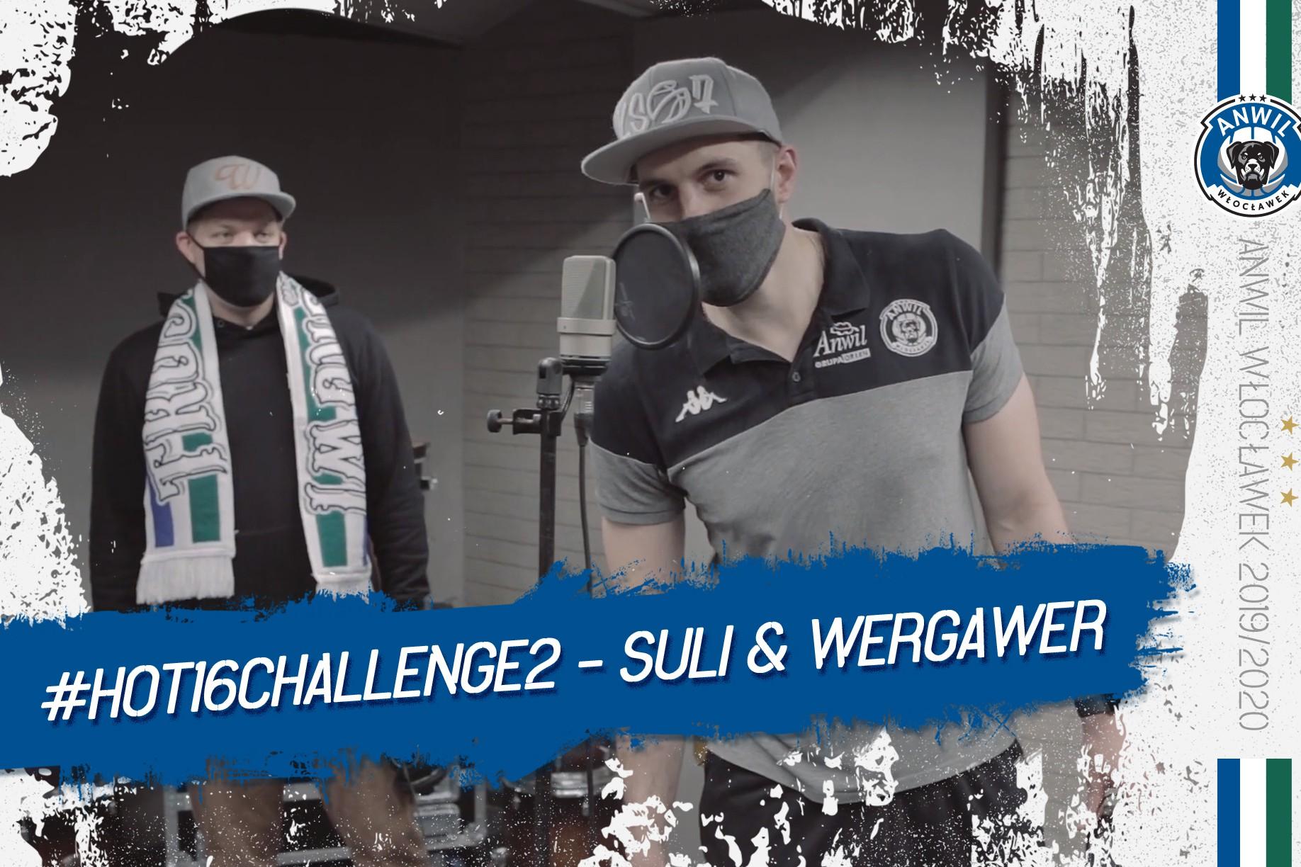 #Hot16Challenge2 wspólnymi siłami KK Włocławek i kibiców Anwilu