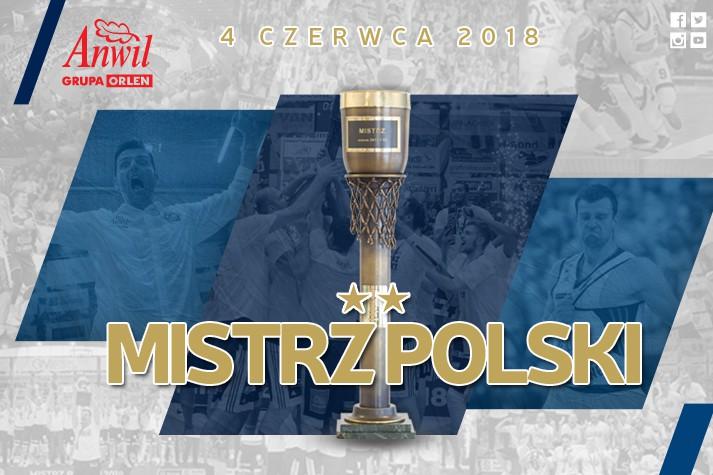 Tego dnia... Mistrzostwo Polski 2017/2018