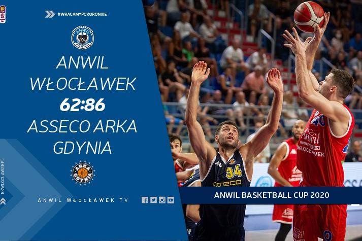 Wideo | Anwil Włocławek - Asseco Arka Gdynia 62:86