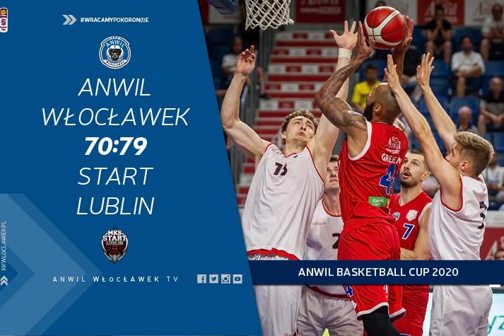 Wideo | Anwil Włocławek - Start Lublin 70:79