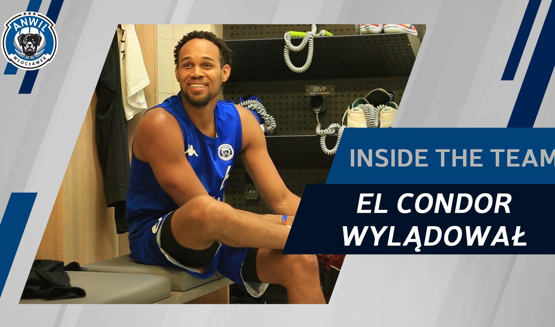 Wideo | Kulisy: El Condor wylądował