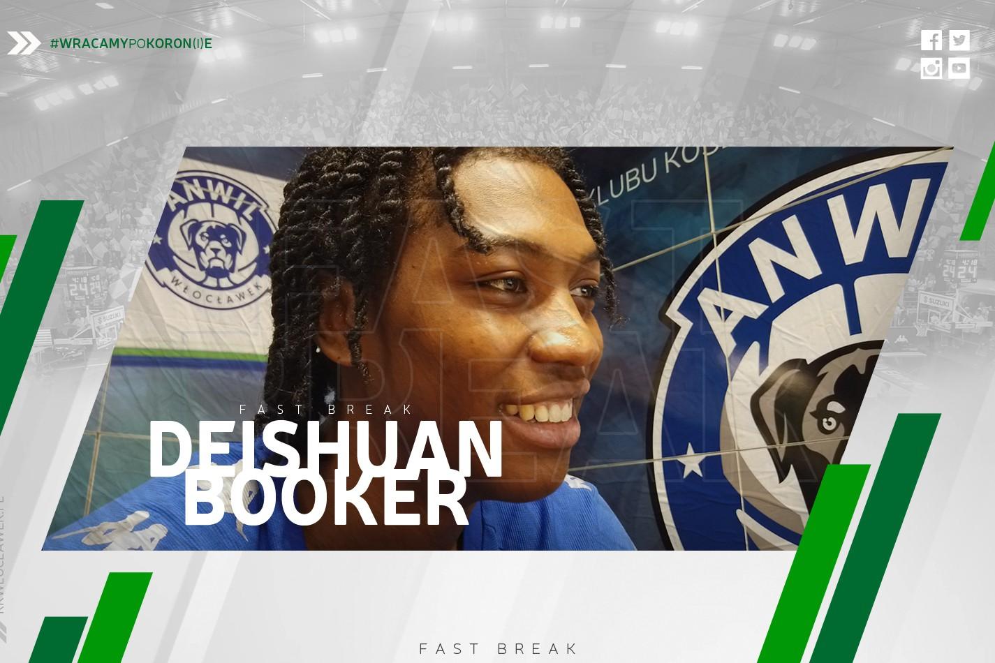 Wideo | FastBreak | Deishuan Booker