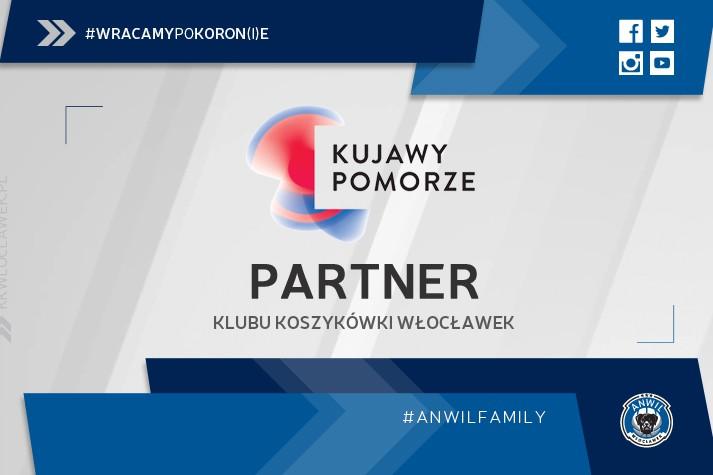 Województwo Kujawsko-Pomorskie partnerem meczów