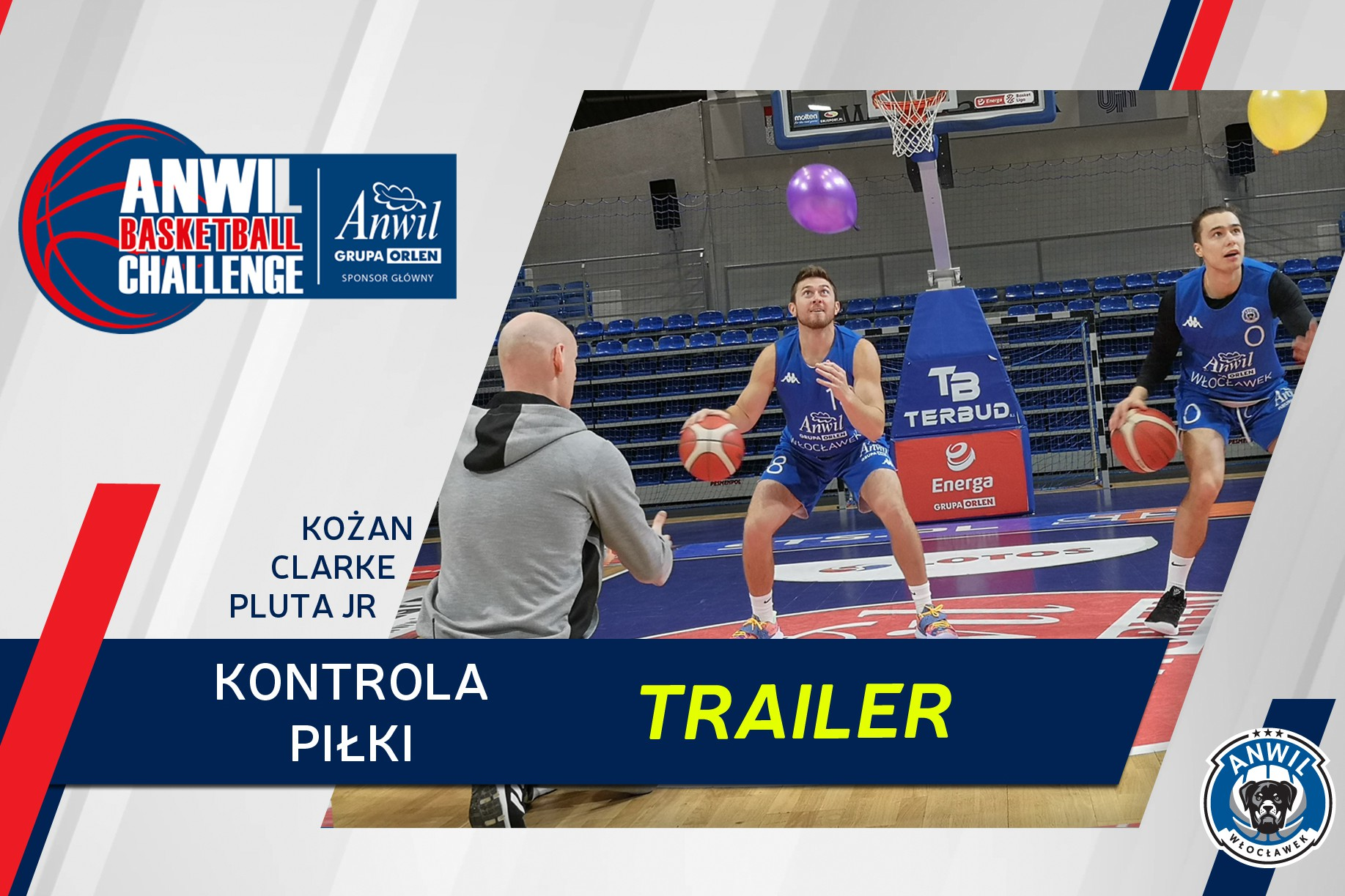 Wideo | Anwil Basketball Challenge #2