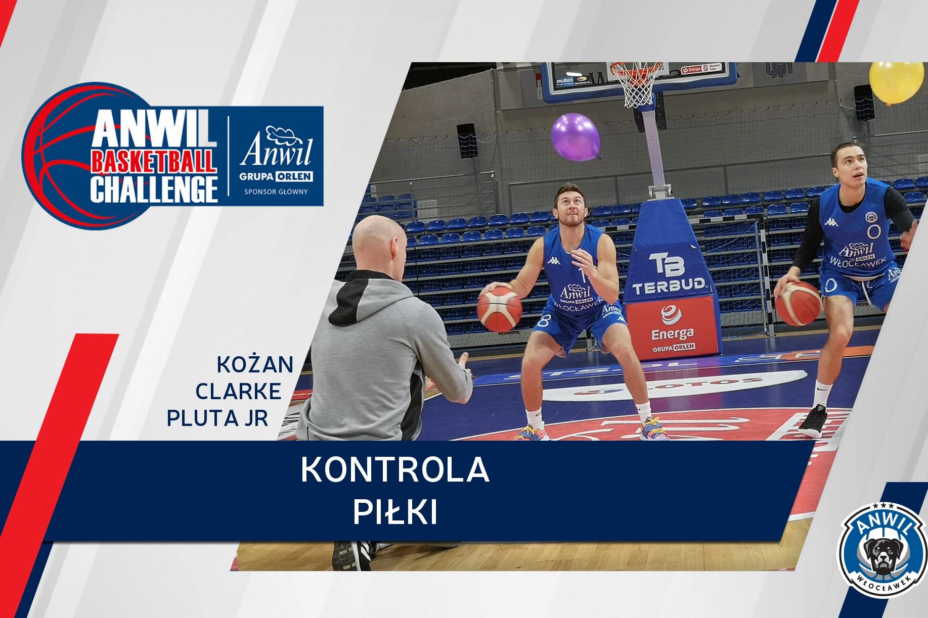 Wideo | Anwil Basketball Challenge #2 - pełna wersja dostępna dla wszystkich