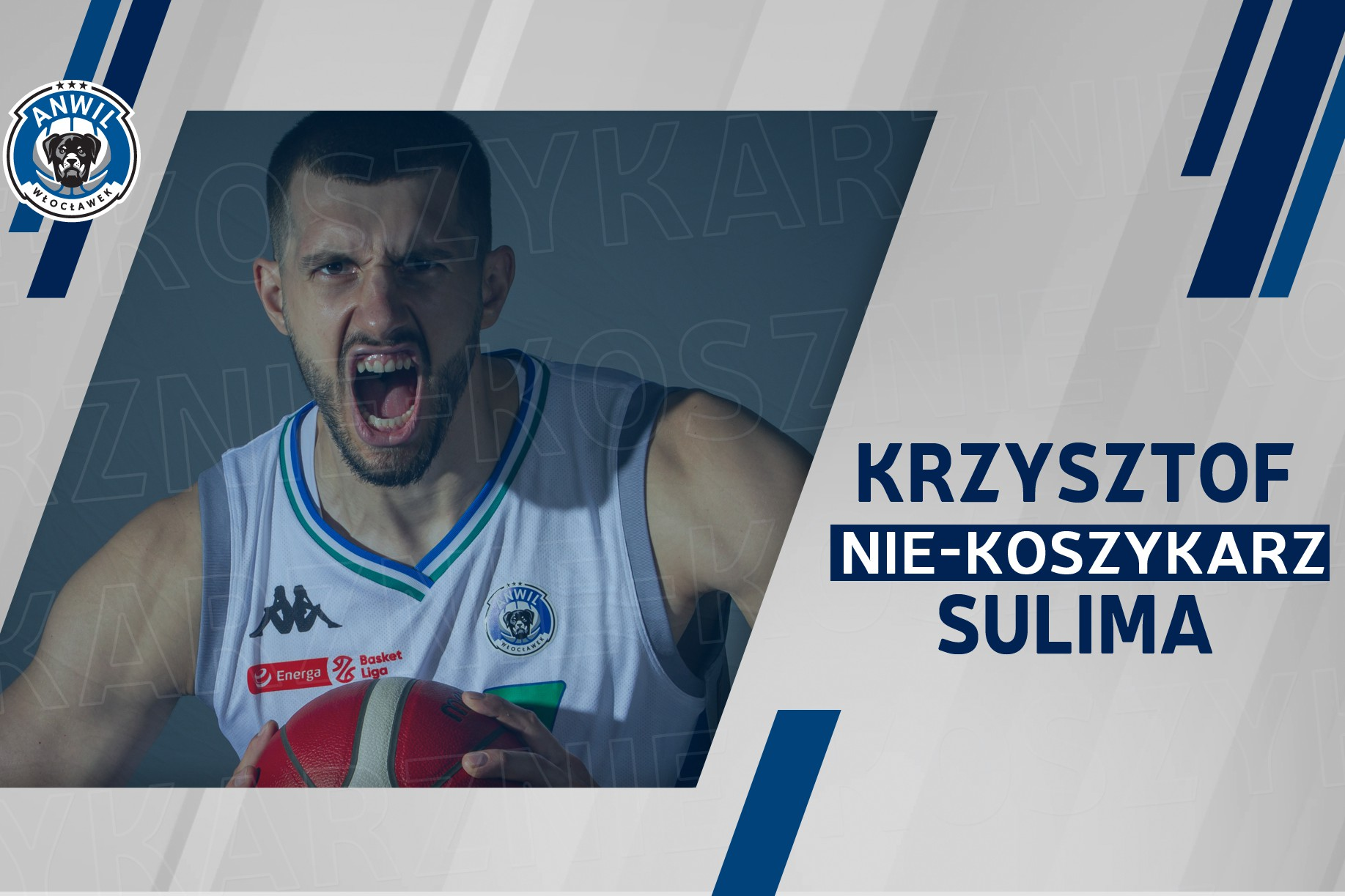 (Nie)Koszykarz: Krzysztof Sulima