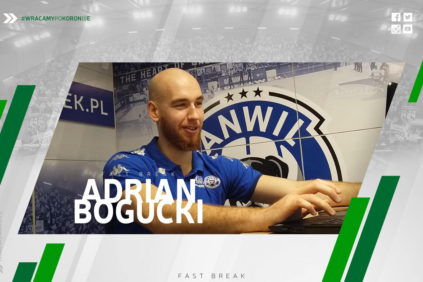 Wideo | FastBreak | Adrian Bogucki