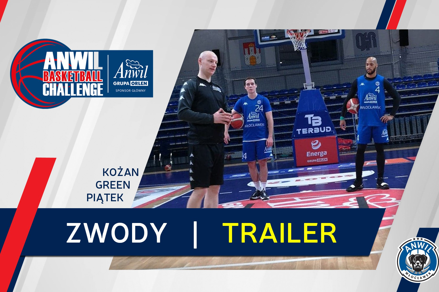 Wideo | Anwil Basketball Challenge #3 | Trailer