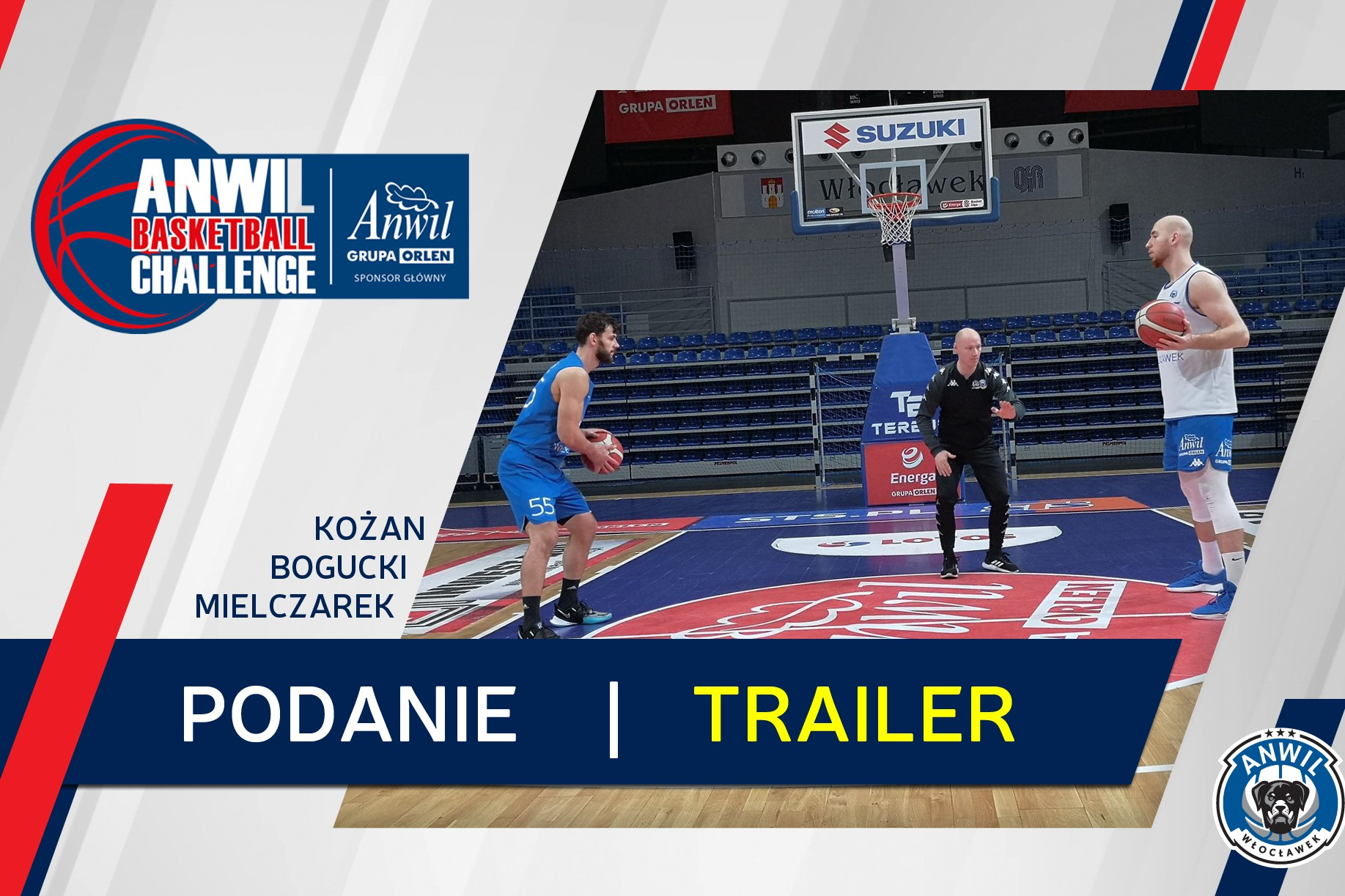 Wideo | Anwil Basketball Challenge #4 | Trailer