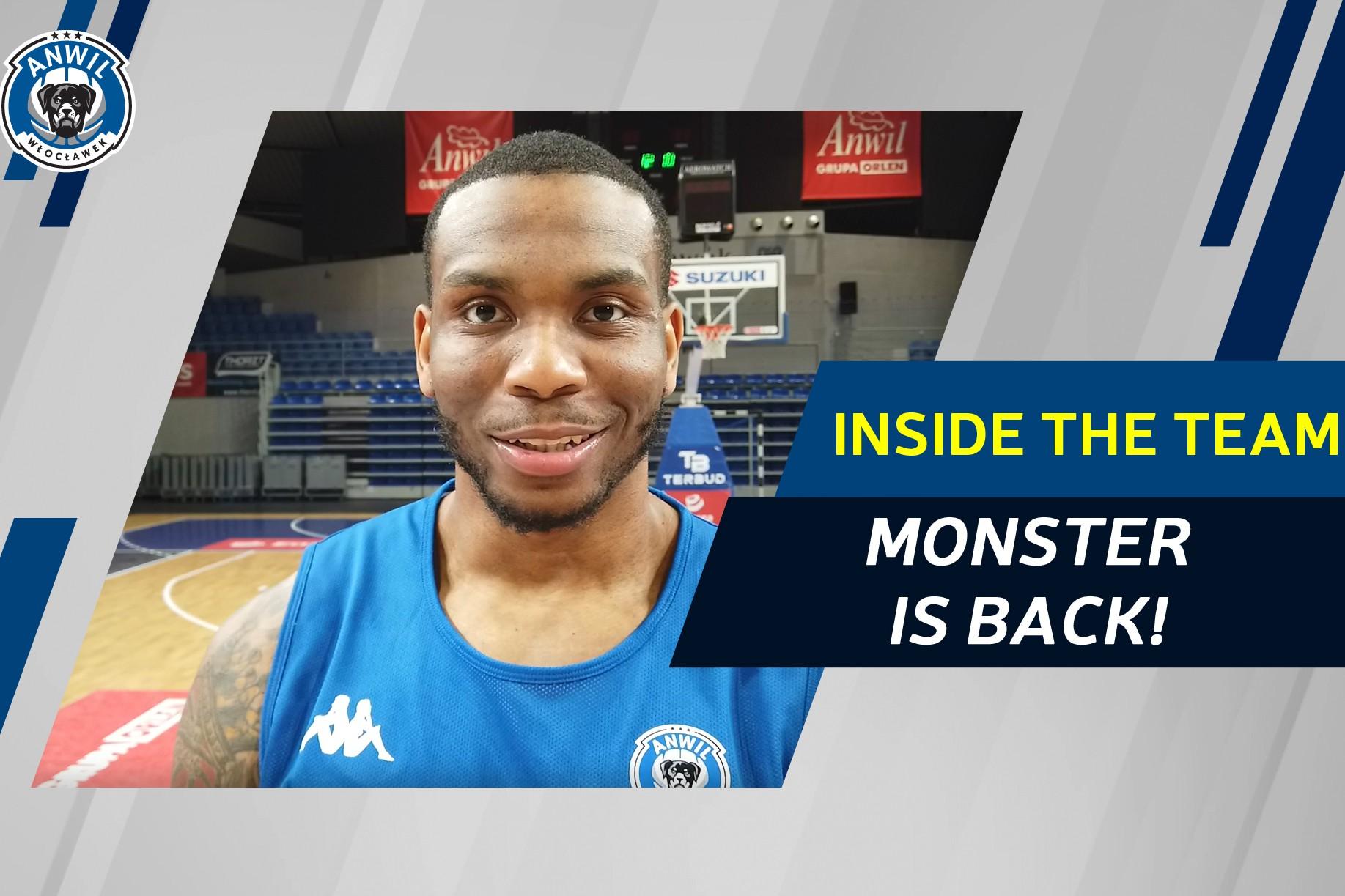 Wideo   SZYBKIE KULISY: Monster Jones is back!