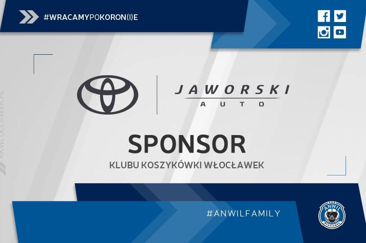 Toyota ponownie w gronie sponsorów