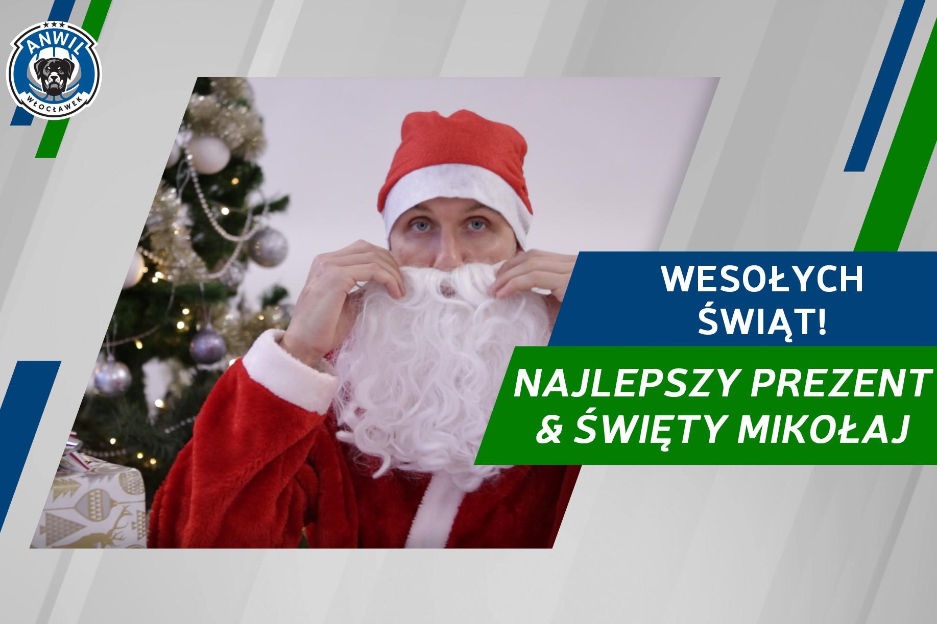 Wideo   Wesołych Świąt   Najlepszy prezent pod choinką i Święty Mikołaj... nie istnieje?