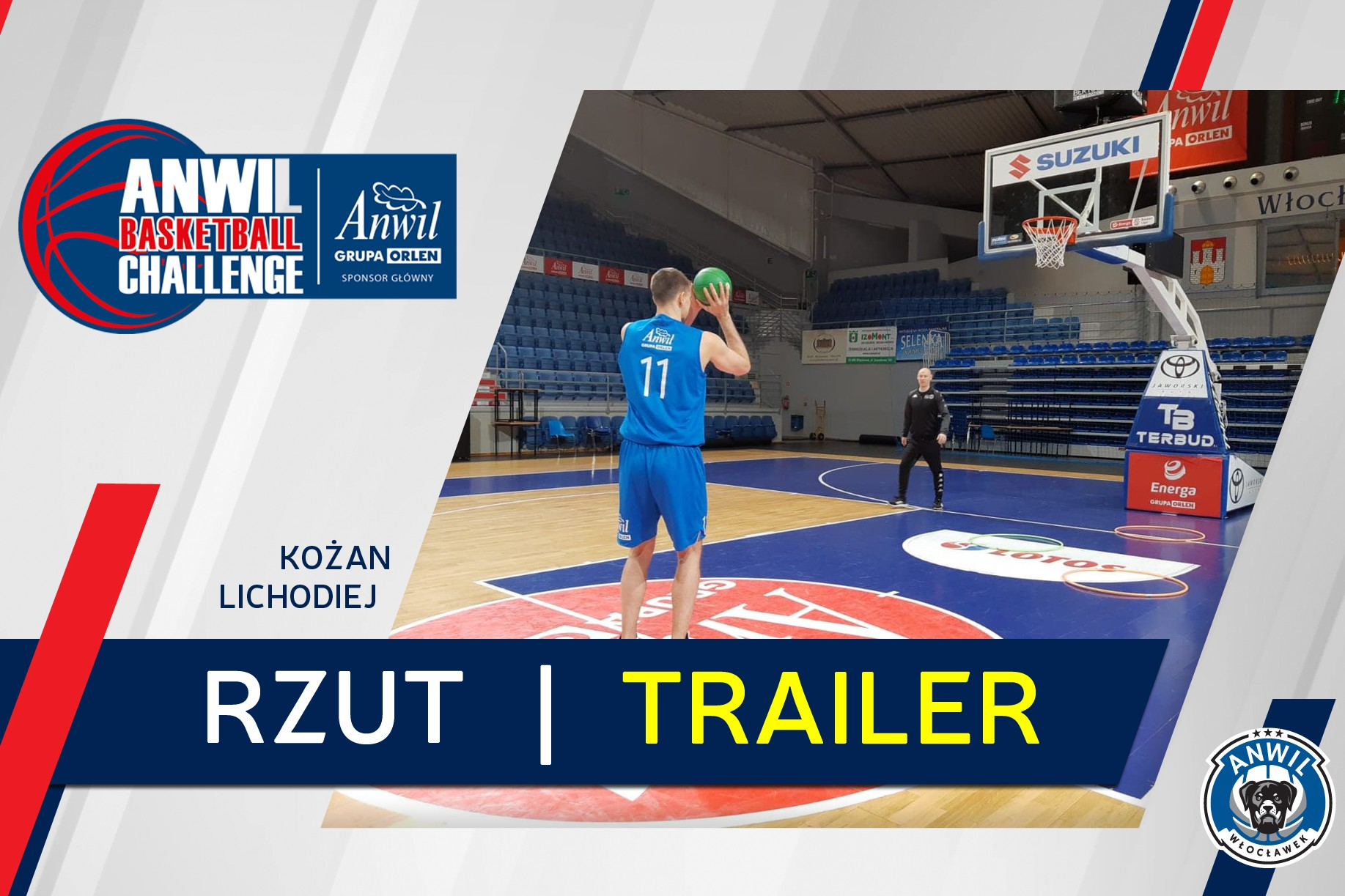Wideo | Anwil Basketball Challenge #5 | Trailer