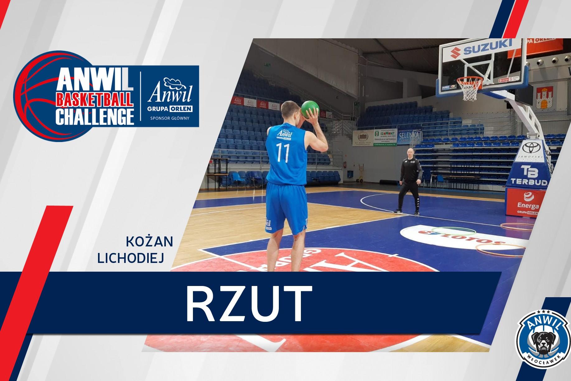 Wideo | Anwil Basketball Challenge #5 - pełna wersja dostępna dla wszystkich