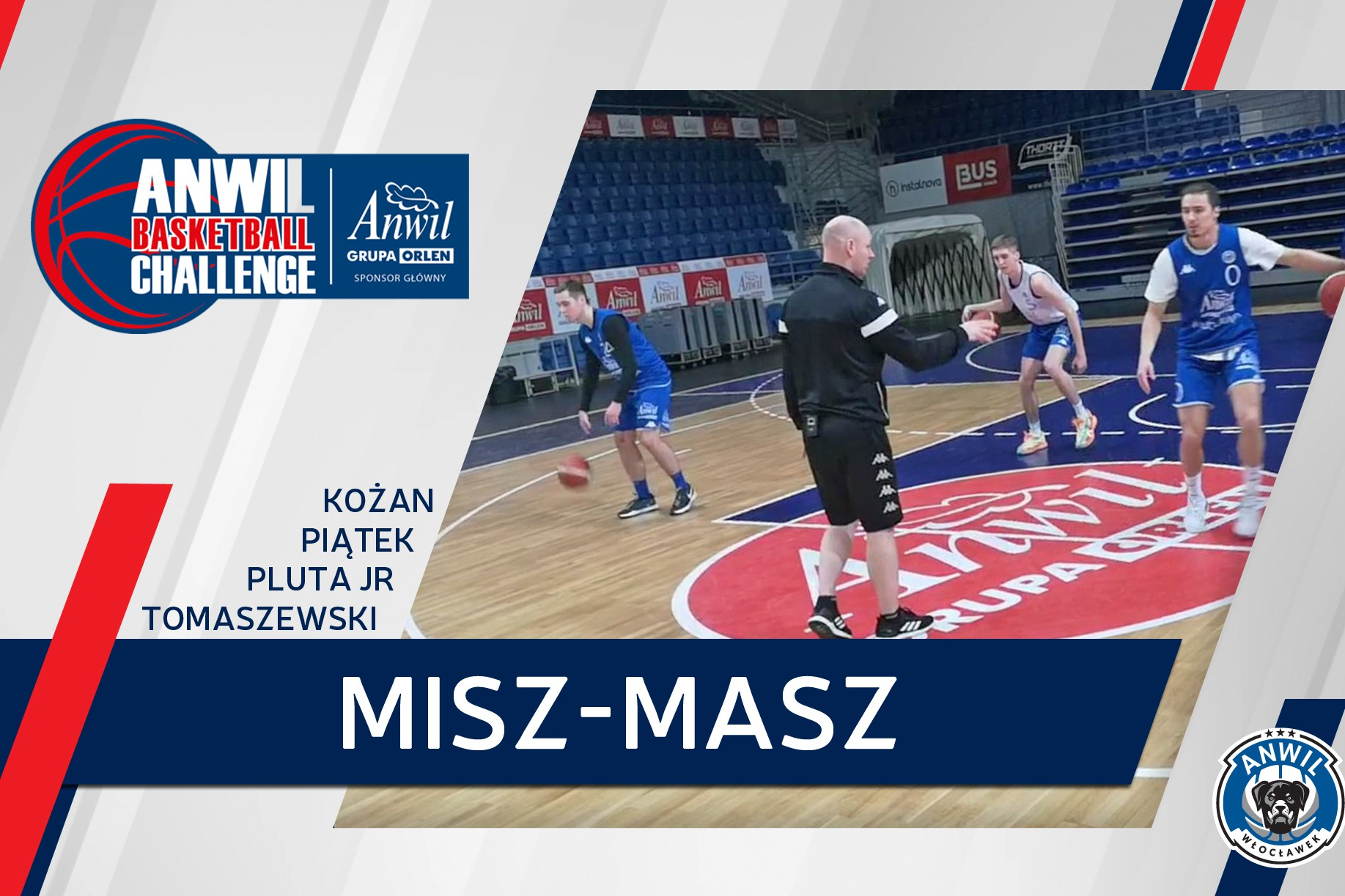 Wideo | Anwil Basketball Challenge #6 - podsumowanie