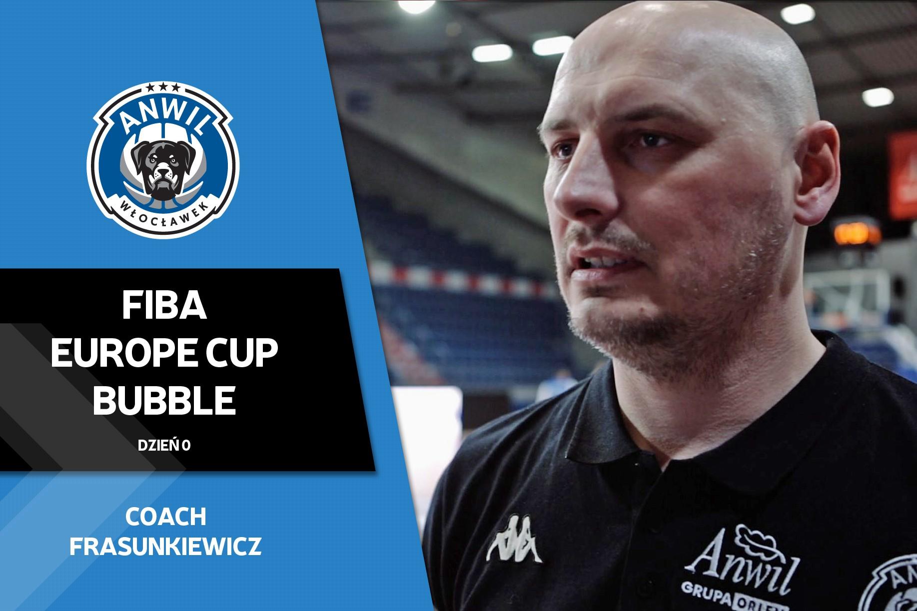 WIDEO | FIBA Europe Cup | Dzień 0