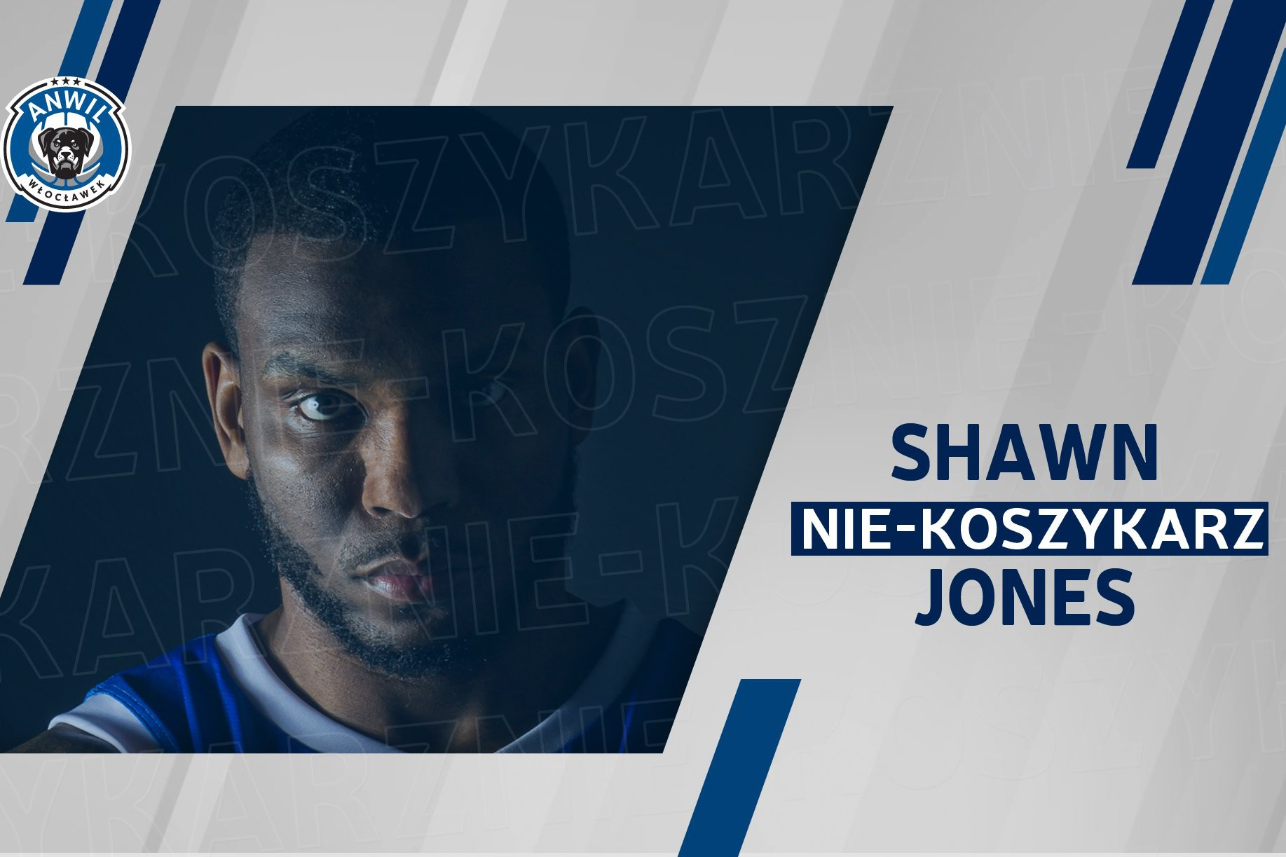 (Nie)Koszykarz: Shawn Jones