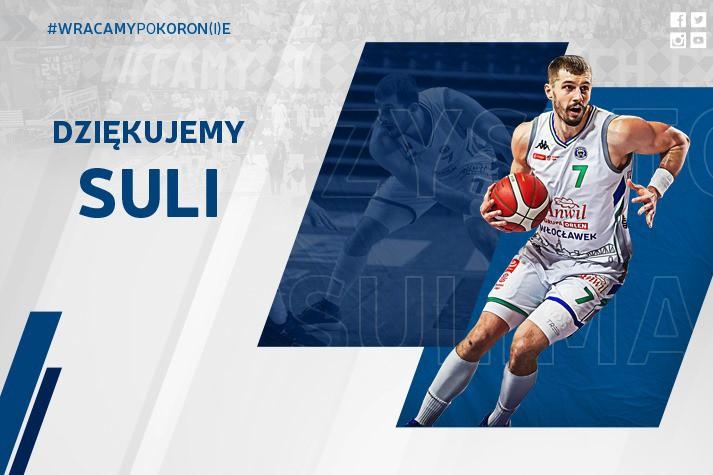 Krzysztof Sulima odchodzi