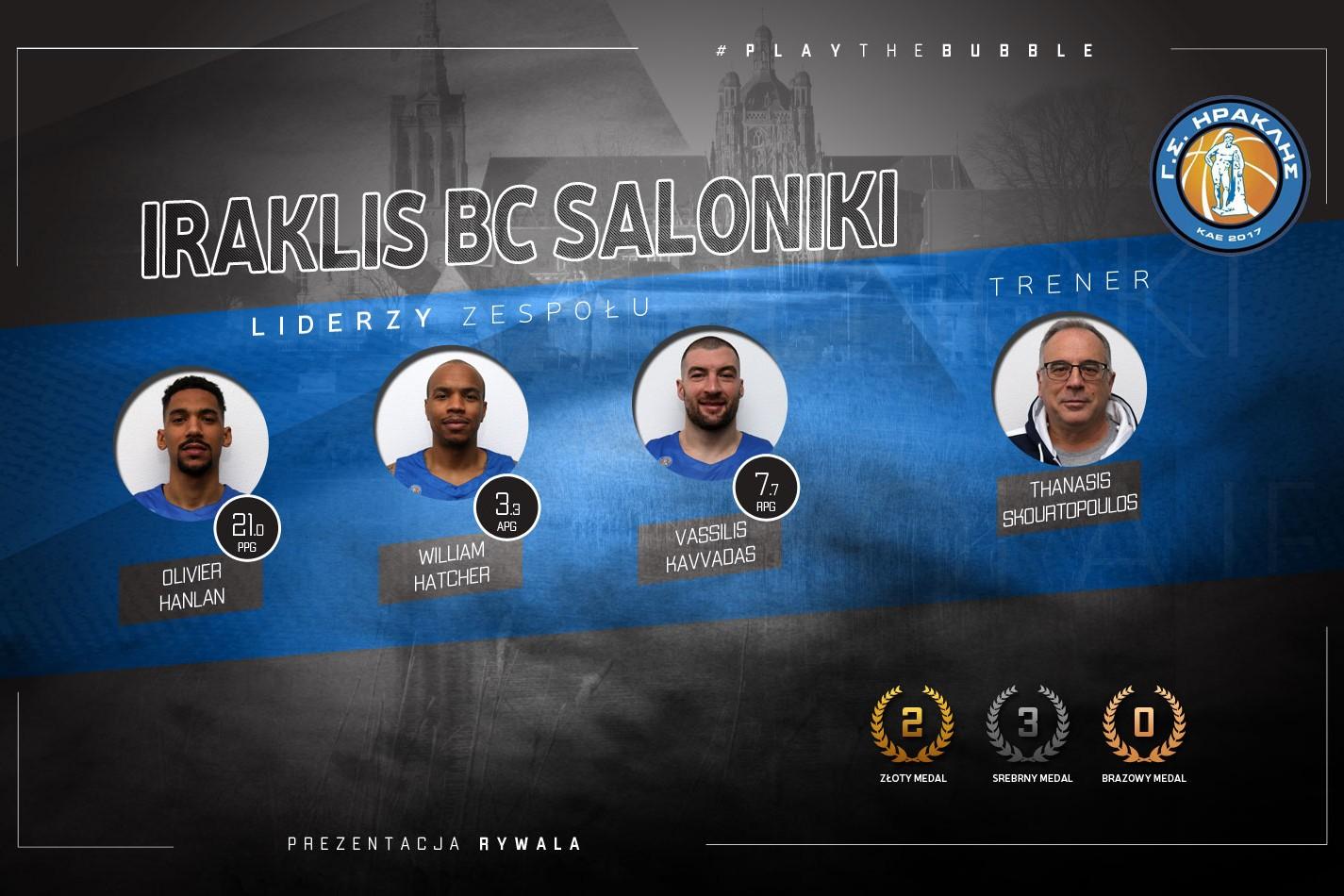 Grecka przeszkoda w 1/8 finału FIBA Europe Cup
