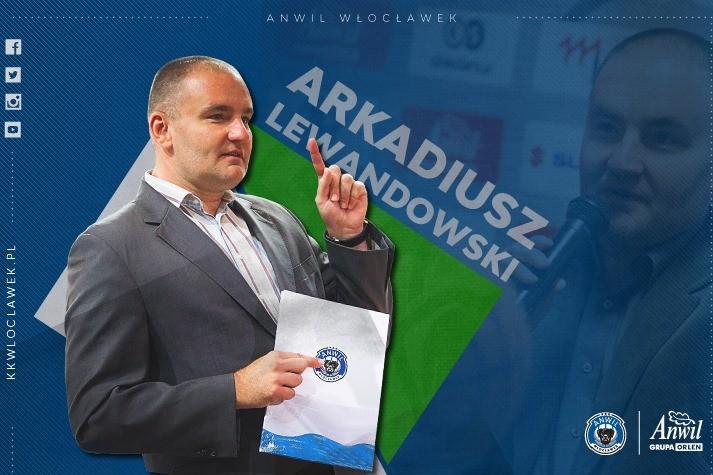 Arkadiusz Lewandowski na stanowisko prezesa zarządu