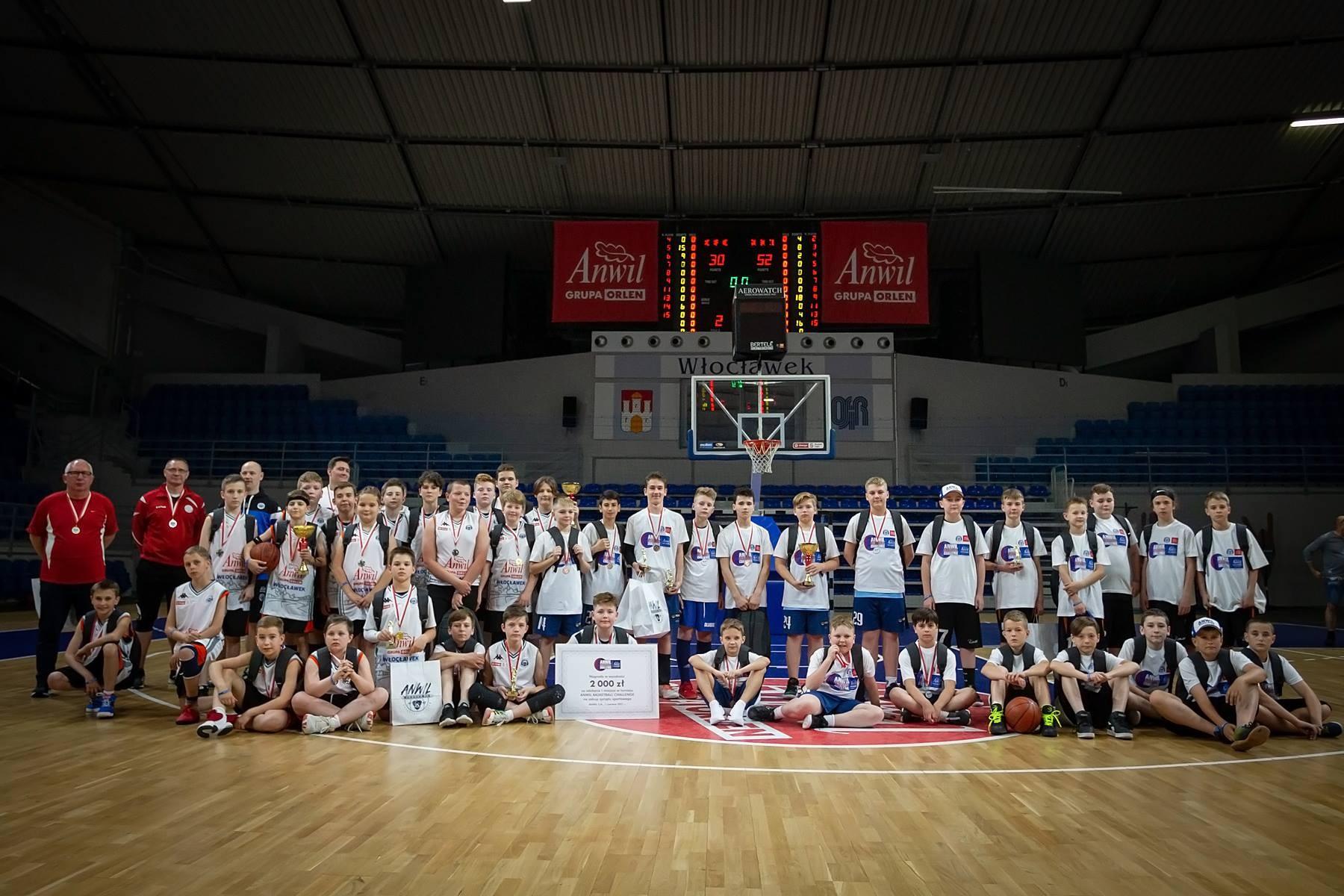 Finał projektu ANWIL Basketball Challenge