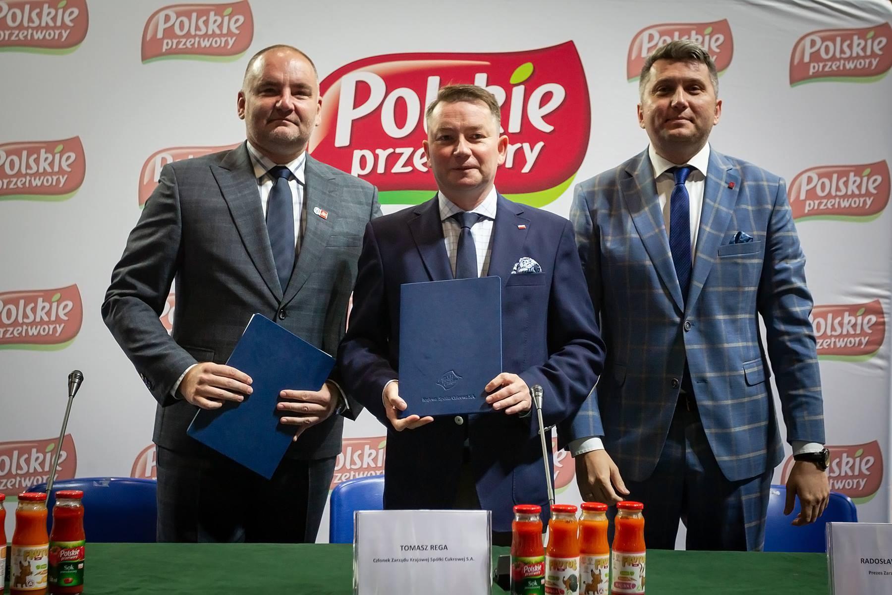 List intencyjny z Krajową Spółką Cukrową S.A. podpisany