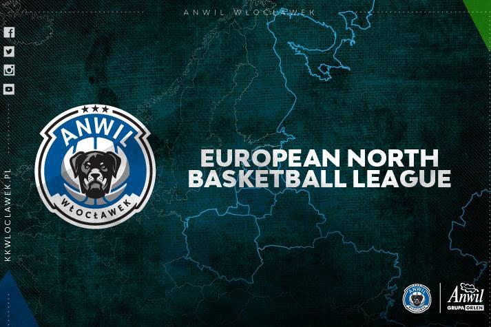 Anwil Włocławek w European North Basketball League