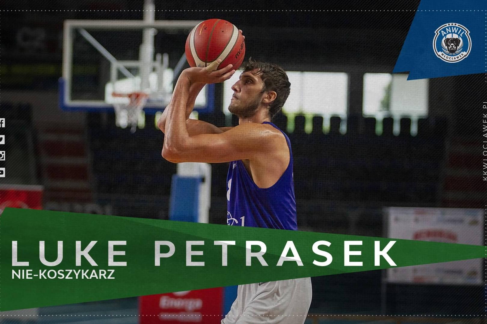 (Nie)Koszykarz: Luke Petrasek