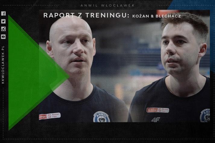 WIDEO   #02 Raport z treningu   Grzegorz Kożan & Piotr Blechacz