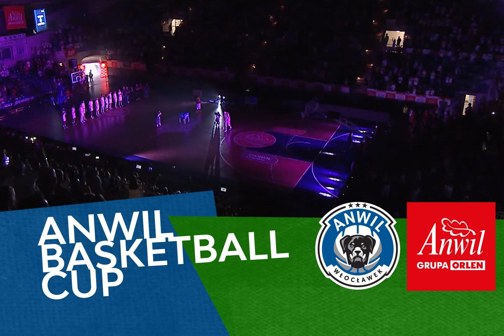 ANWIL Basketball Cup - trzy godziny transmisji