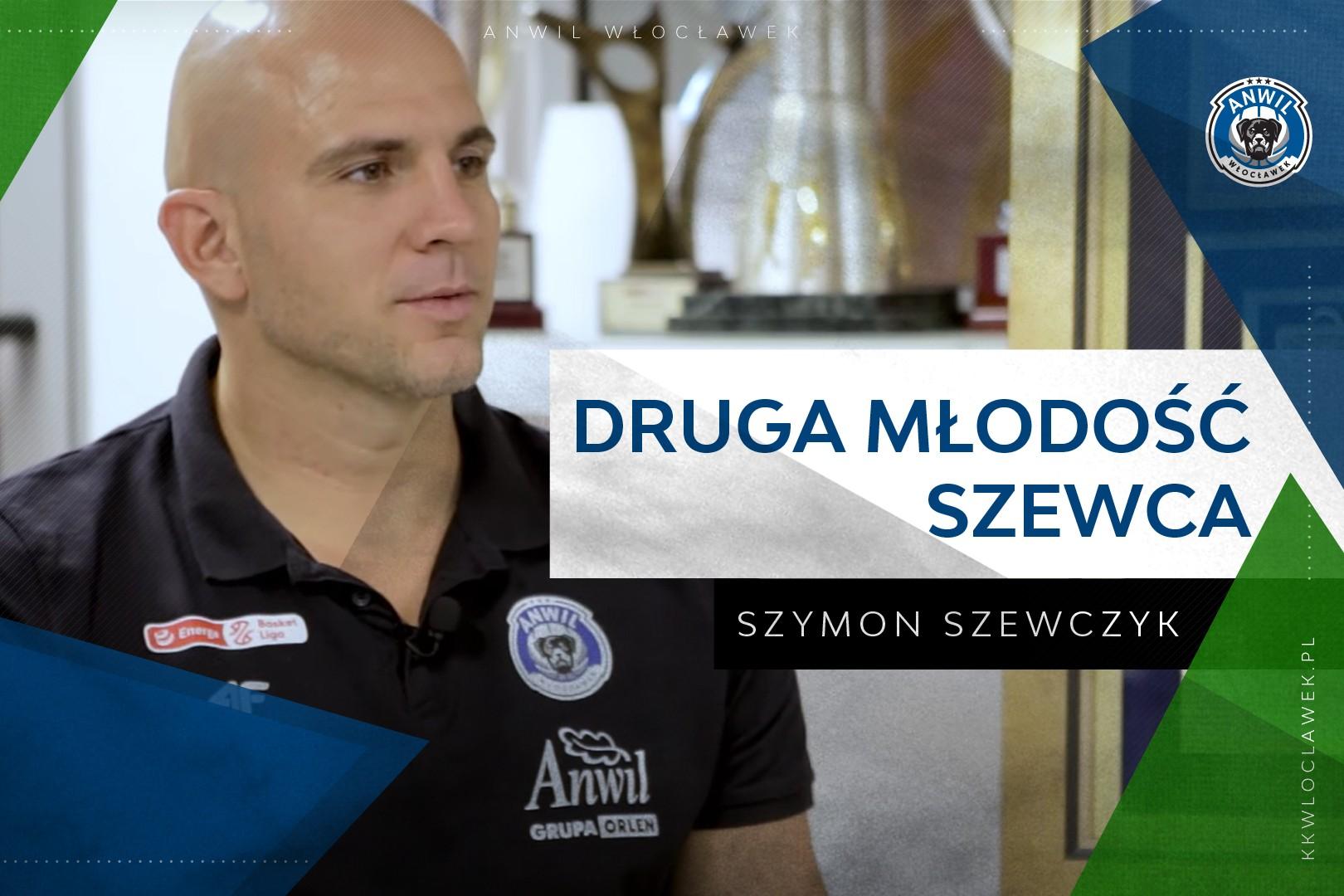 WYWIAD WIDEO   Druga młodość Szewca   Szymon Szewczyk