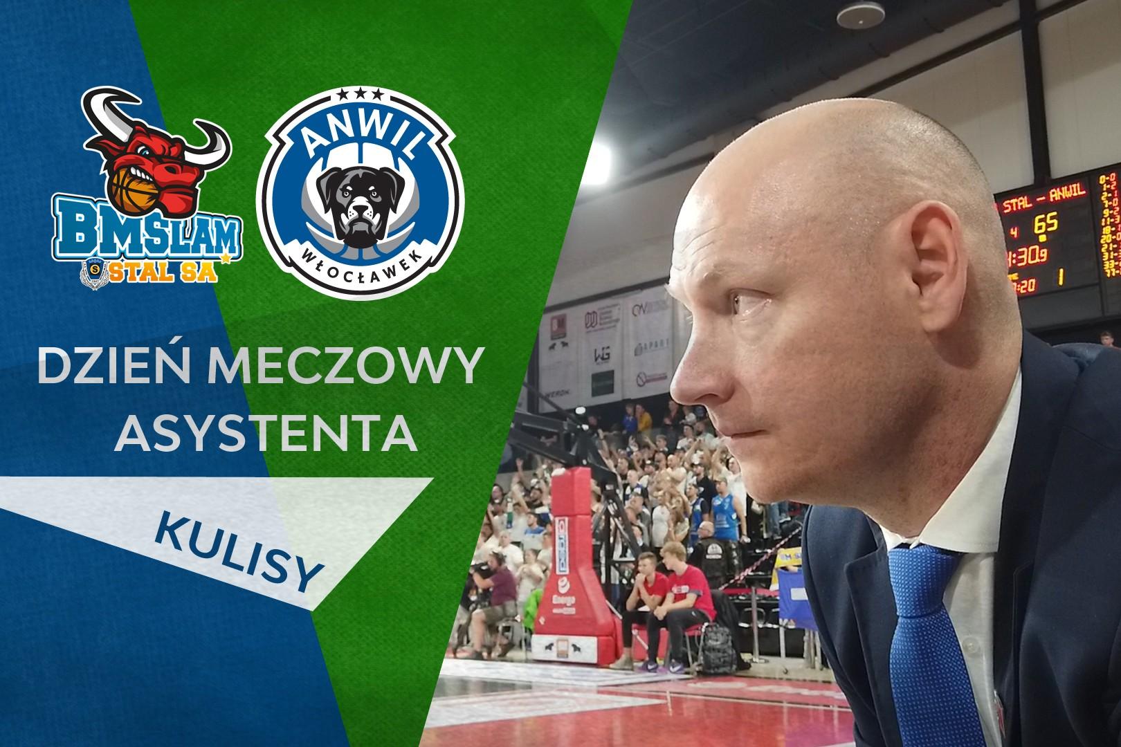 KULISY | Dzień meczowy okiem asystenta Grzegorza Kożana