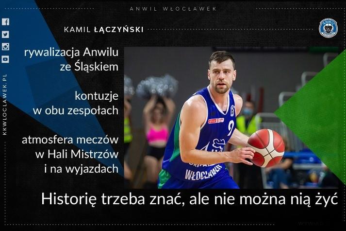 Kamil Łączyński: Historię trzeba znać, ale nie można nią żyć