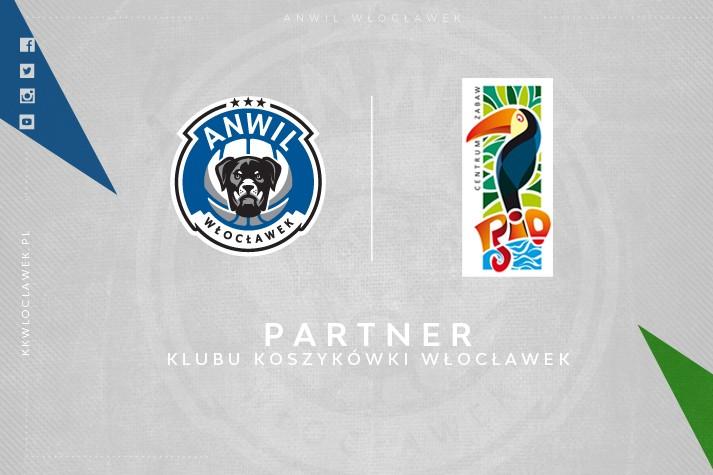 Centrum Zabaw Rio partnerem KK Włocławek