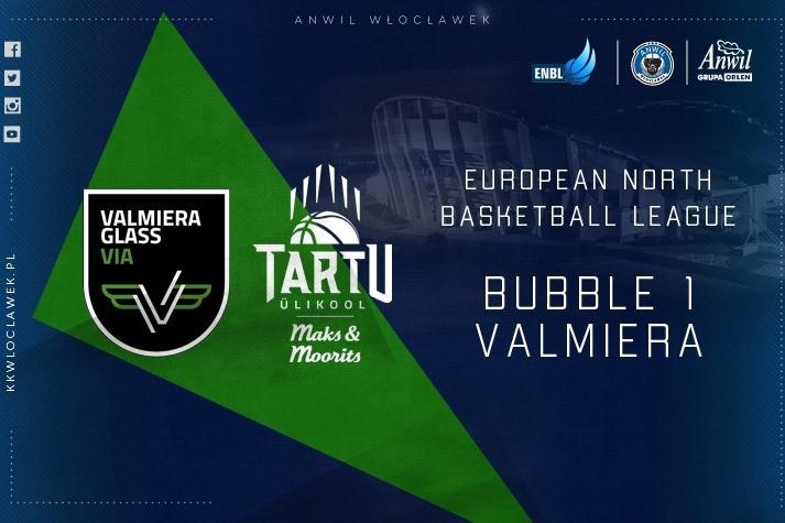 Połączenie łotewsko-estońskie – zaczynamy rywalizację w ENBL