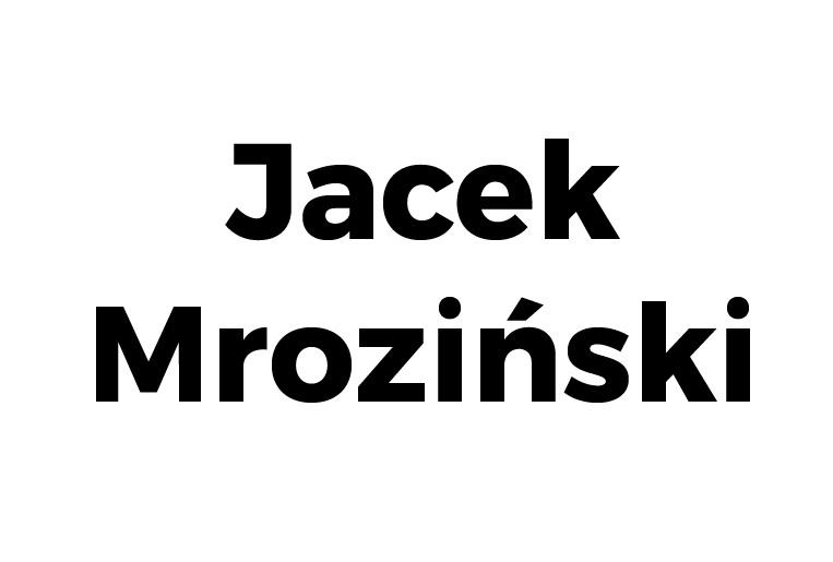 Jacek Mroziński