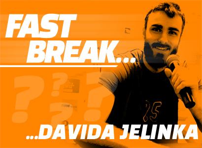 David Jelinek gościem Fast Breaka