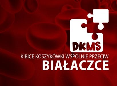 DKMS znów w Hali Mistrzów