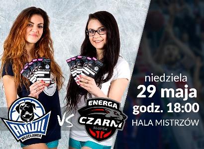 Bilety na mecz o 3. miejsce z Energą Czarnymi