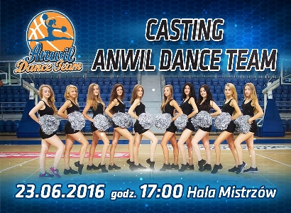 Casting do Anwil Dance Team