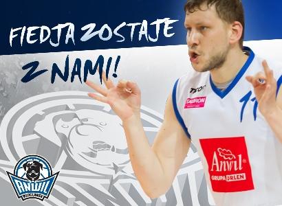 Fiodor Dmitriew na kolejny sezon