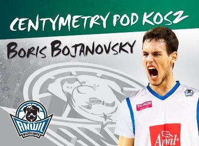 Centymetry pod kosz - Boris Bojanovsky